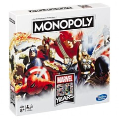 Monopoly - Marvel 80th Anniversary Edition