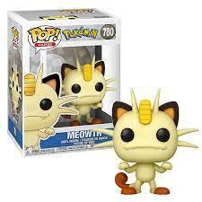 #780 Pokemon - Meowth