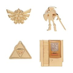 Zelda - Lapel Pin Set