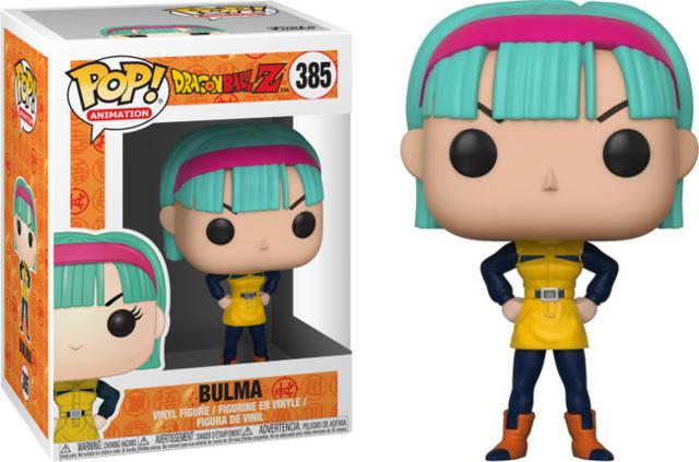 #385 - Bulma - Dragon Ball Z