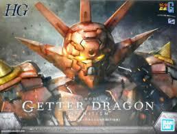 Getter Dragon Infinitism HG