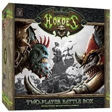 Hordes Two Player Battle Box