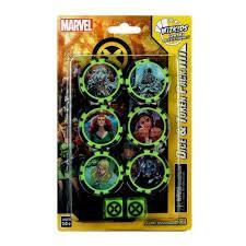 Heroclix - Marvel - House of X - Dice & Token