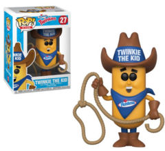 #27 - Ad Icons - Twinkie the Kid