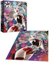Harley Quinn - Die Laughing - 1000 Piece Puzzle