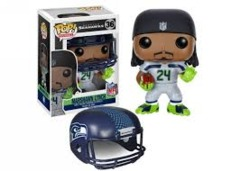 #36 Seattle Seahawks - Marshawn Lynch (NFL)