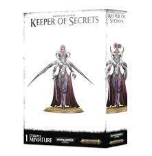 Warhammer AOS - Daemons of Slaanesh - Keeper of Secrets