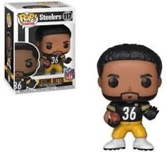 #117 Pittsburgh Steelers - Jerome Bettis
