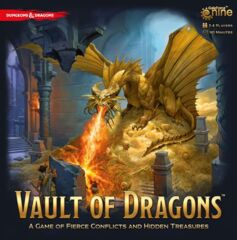 Vault of Dragons - Dungeons and Dragons
