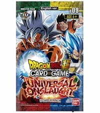 Dragon Ball Super - Universal Onslaught Booster Pack