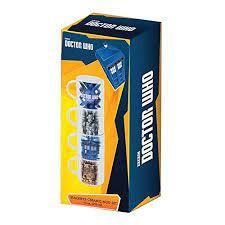 Doctor Who - Stackable Ceramic Mug