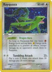Rayquaza - 22/107 - Holo Rare - Theme Deck Exclusive