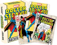 Doctor Strange Playing Cards - Retro