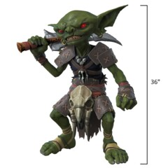 Life Sized Goblin - Foam Replica - Pathfinder