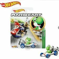 Hot Wheels - Mario Kart - Yoshi