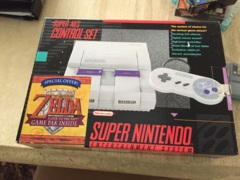 SNES Link to the Past Variant