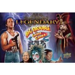 Legendary Encounters: Big Trouble In Little China (Deck Building Game)