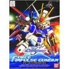 Force Impulse Gundam  SD