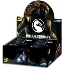 UFS: Mortal Kombat X - Booster Box