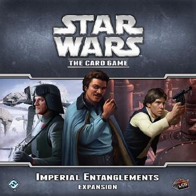 Star Wars: The Card Game - Imperial Entanglements (In Store Sales Only)