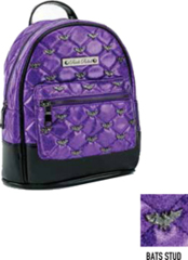 Glitter Backpack - Purple