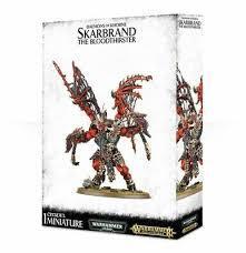 Warhammer AOS - Daemons of Khorne - Skarbrand the Bloodthirster