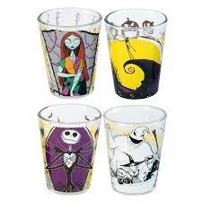 Nightmare Before Christmas: Shot Glass