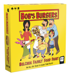 Bob's Burgers - Belcher Family Food Fight