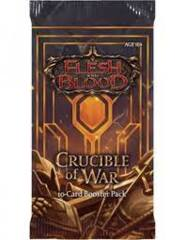 Flesh and Blood - Crucible of War Booster Pack - Unlimited Edition