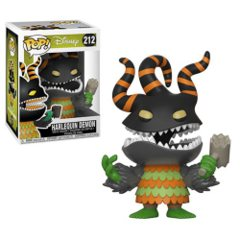 #212 Nightmare Before Christmas - Harlequin Demon