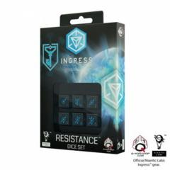 Ingress - Resistance Dice Set (Q-Workshop)