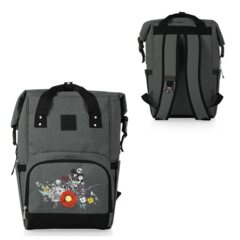Nightmare Before Christmas Jack and Sally Cooler Backpack