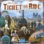 Ticket to Ride - France plus Old West