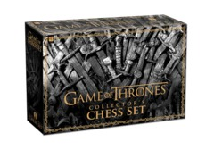 Game of Thrones - Collector's Chess Set