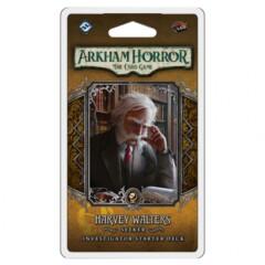 Arkham Horror LCG - Investigator Starter Pack - Harvey Walters
