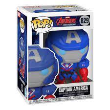 #829 - Captain America - Avengers Mechstrike
