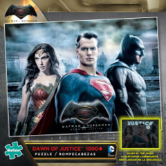 Dawn of Justice (1000 Piece GID Puzzle)