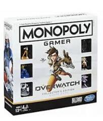 Monopoly - Overwatch Gamer
