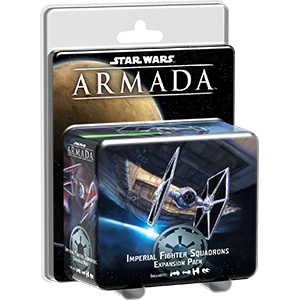 Star Wars Armada: Imperial Fighter Squadrons (In Store Sales Only)