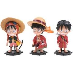 Monkey D Luffy PVC Figure (One Piece)
