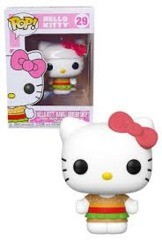 #29 Hello Kitty - Kawaii Burger Shop