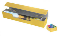 Flip 'n' Tray Mat Case - Yellow (Ultimate Guard)