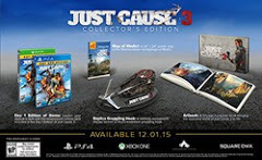 Just Cause 3: Collectors Edition