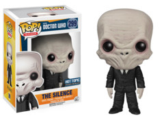 #299 The Silence (Dr. Who)
