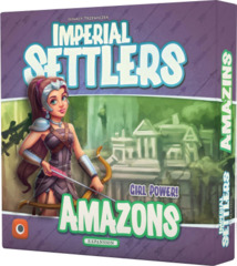 Imperial Settlers - Amazons
