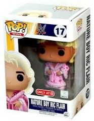 #17 Nature Boy Ric Flair (WWE Target Exclusive)