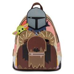 Star Wars The Mandalorian Bantha Cosplay Mini Backpack