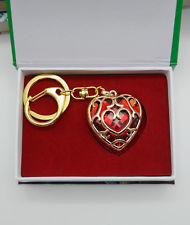 Red Heart Key Ring (The Legend of Zelda)