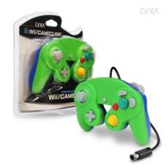 Cirka - Green/Blue - Gamecube Controller