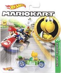 Hot Wheels - Mario Kart - Koopa Troopa